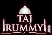 Taj Rummy Logo