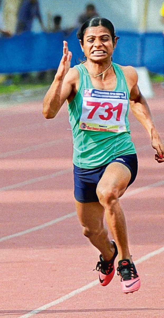 Dutee Chand Image