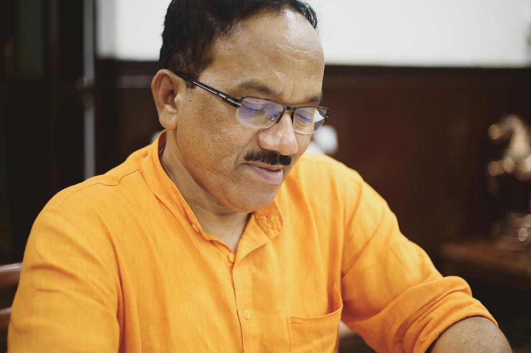 Laxmikant Parsekar HD Photo