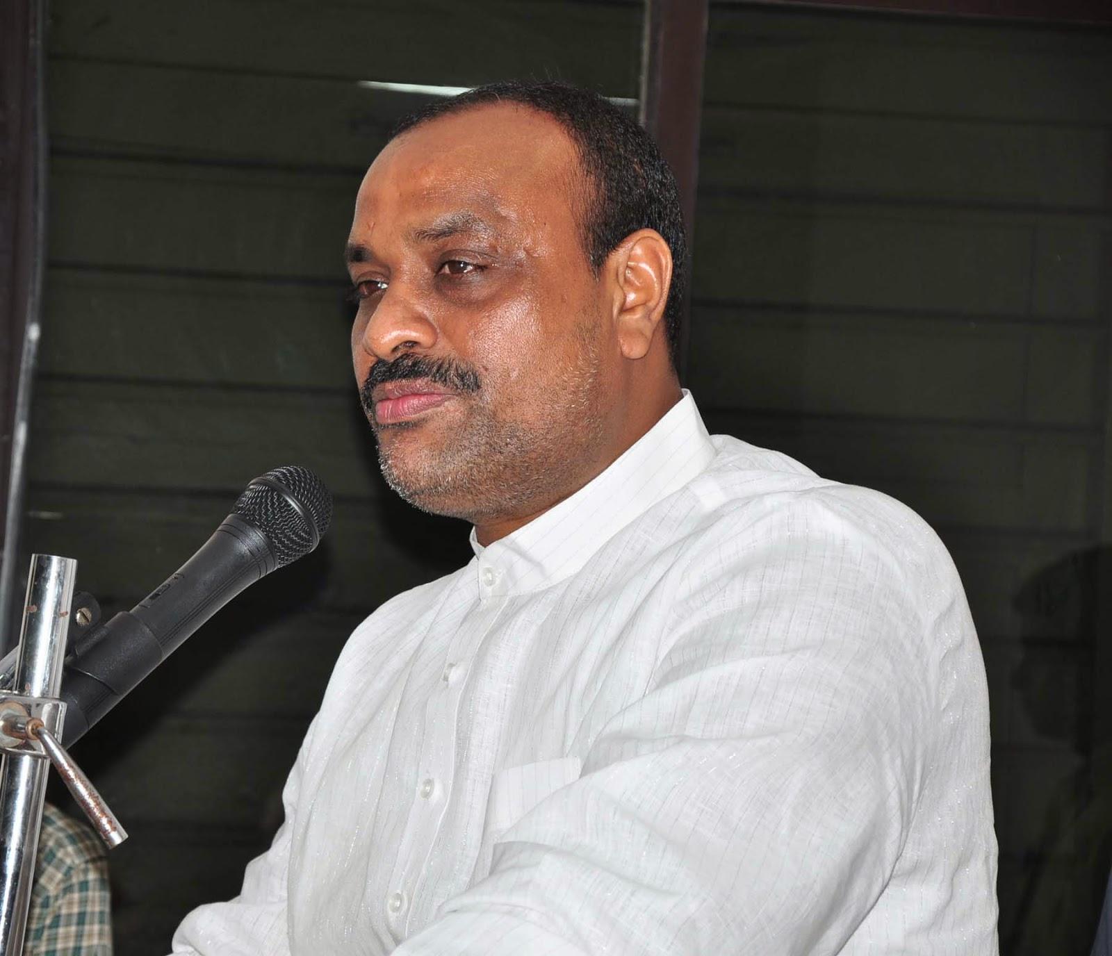 Atchannaidu Kinjarapu HD Image