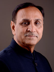 Vijay Ramniklal Rupani HD Photo