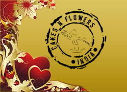 Cakes N Flowers Logo