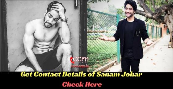 Get Contact Details of talented choreographer Sanam Johar Image