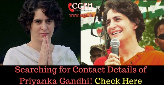 Daughter of Rajeev and Sonia - Priyanka Gandhi HD Image