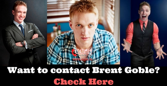 Want to contact Nach Baliye Contestent Brent Goble Image
