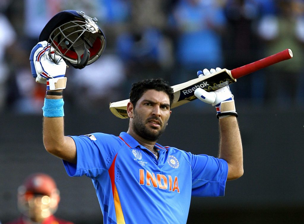 How to Contact Yuvraj Singh