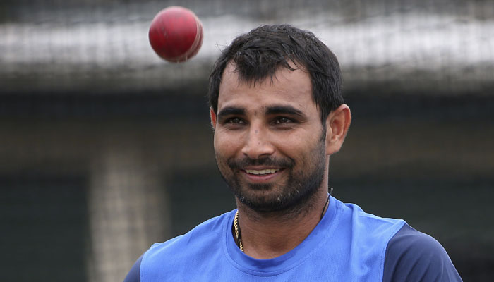 How to Contact Mohammed Shami