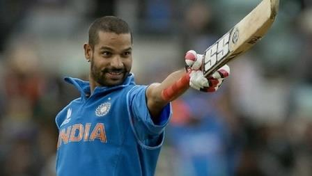 How to Contact Shikhar Dhawan