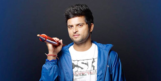 How to Contact Suresh Raina