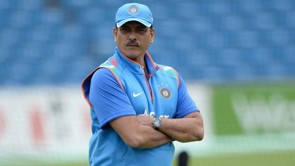 How to Contact Ravi Shastri
