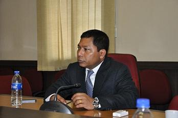 Mukul Sangma Image