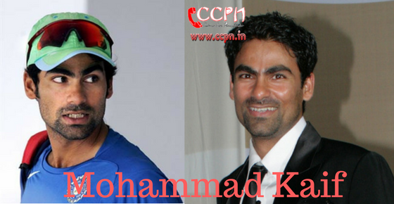 How to Contact Mohammad Kaif