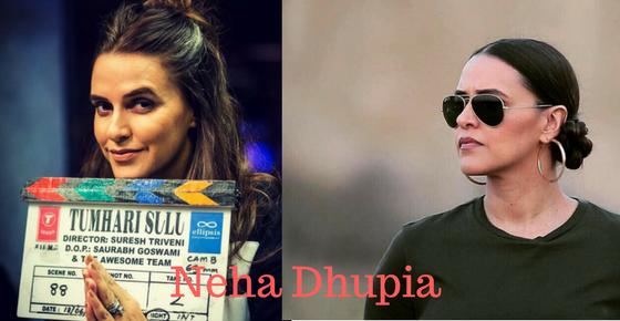 How to Contact Neha Dhupia