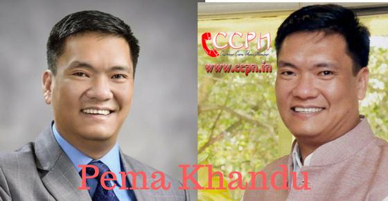 How to Contact Pema Khandu