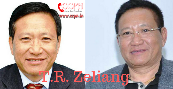 How to Contact T.R. Zeliang