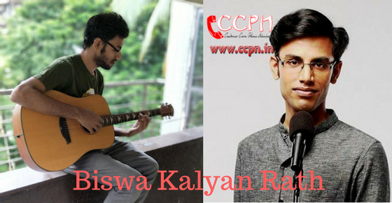 How to Contact Biswa Kalyan Rath