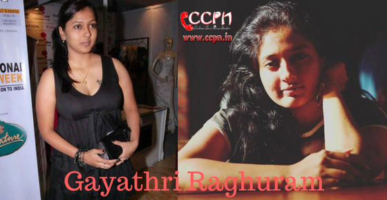 How to Contact Gayathri Raghuram