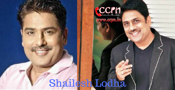 How to Contact Shailesh Lodha