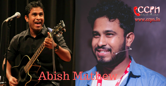 How to Contact Abish Mathew