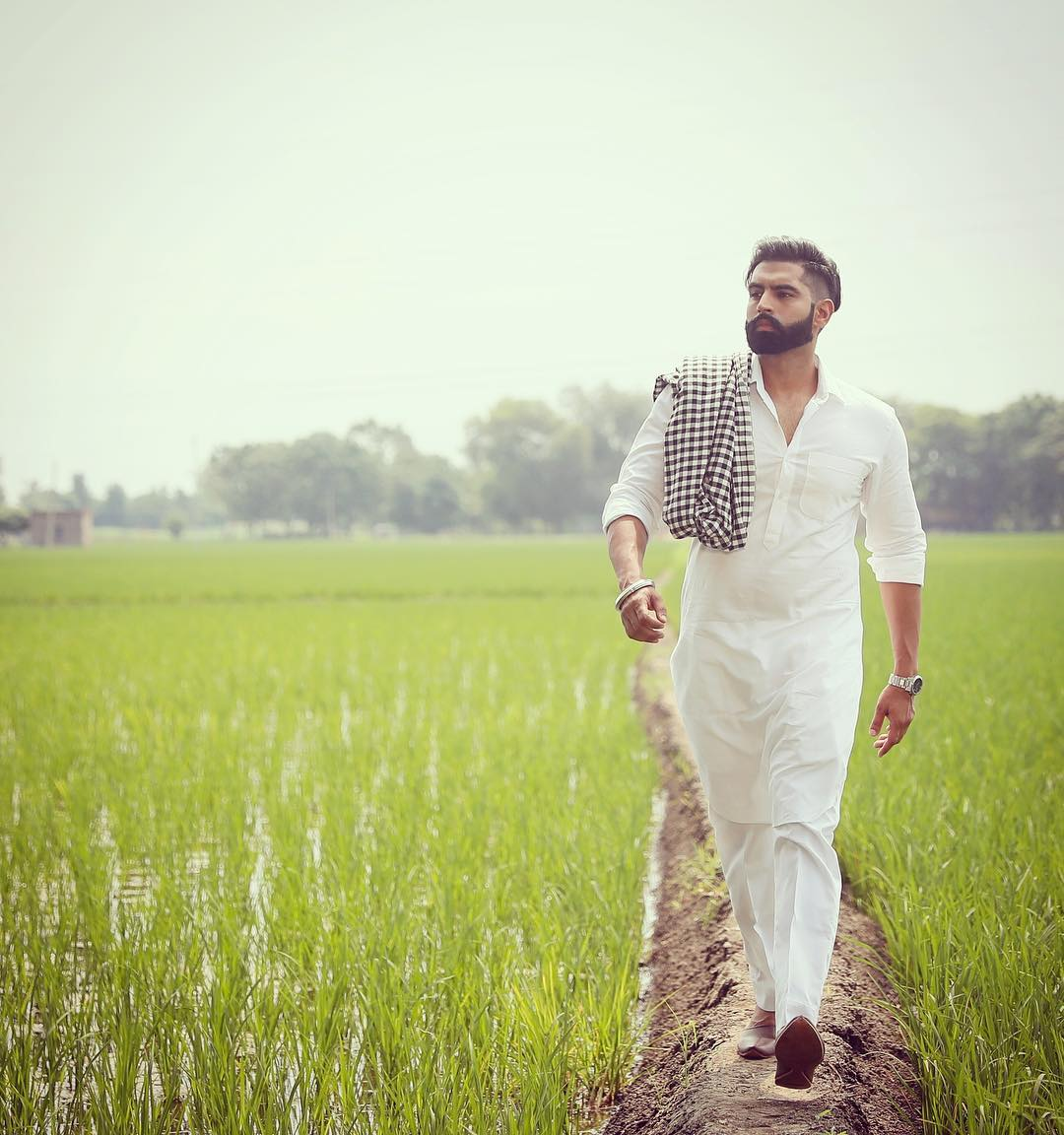 Parmish Verma hd Picture in Kurta Pajama Look