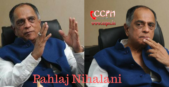 How to Contact Pahlaj Nihalani