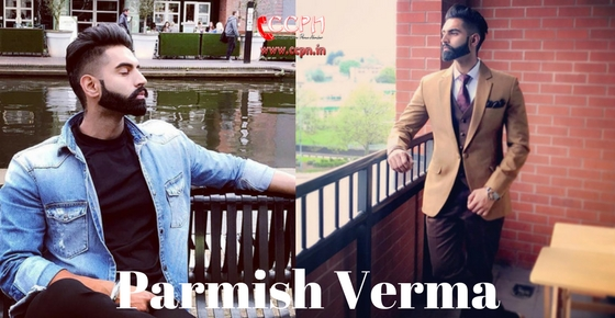 Punjabi Actor Director Parmish Verma