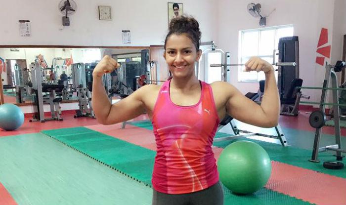 Geeta Phogat HD Image