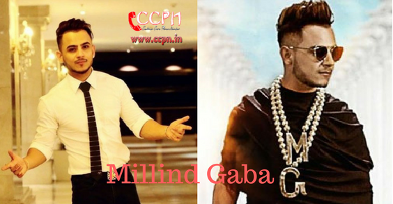Contact Singer Millind Gaba HD Image