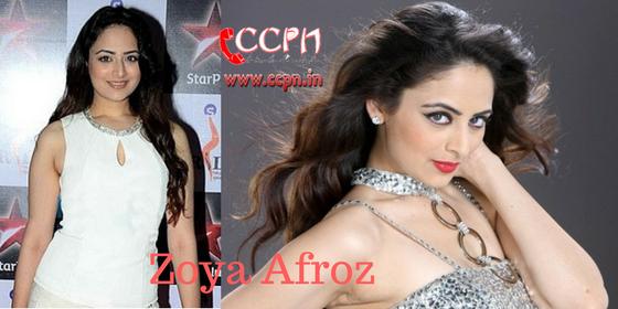 Zoya Afroz HD Image