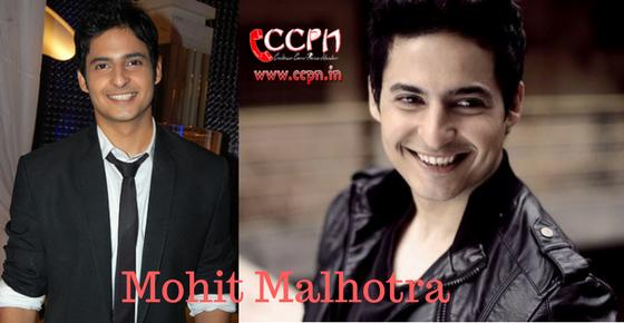 Mohit Malhotra HD Image