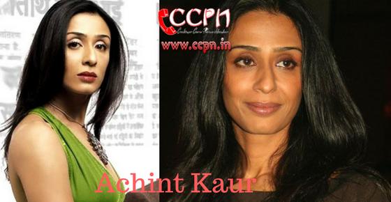 Achint Kaur HD Image
