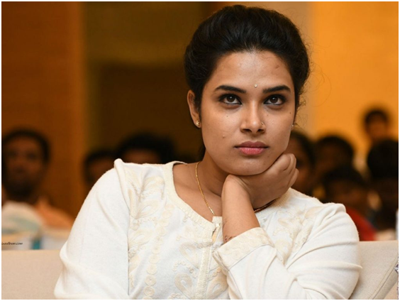 Actress Hari Teja HD Image