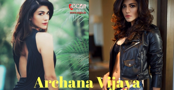How to contact Archana Vijaya?