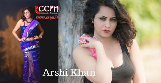 Arshi Khan HD Image