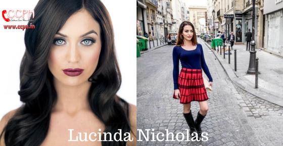 Lucinda Nicholas HD Image