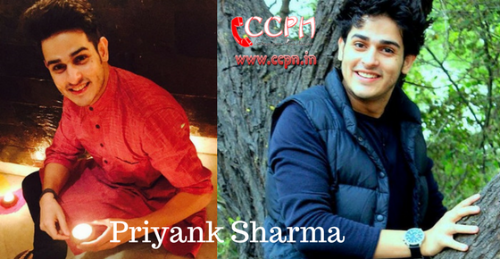 Priyank Sharma HD Image