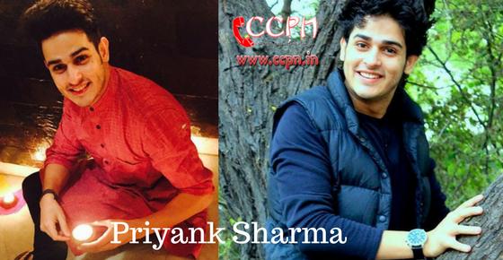 Priyank Sharma HD Image