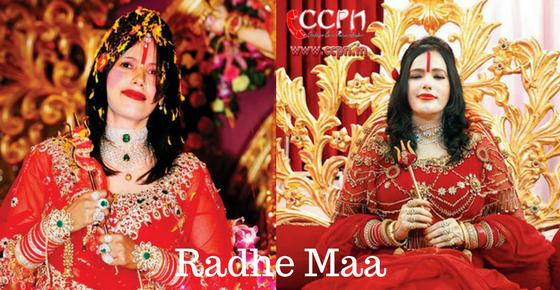 Radhe Maa HD Image