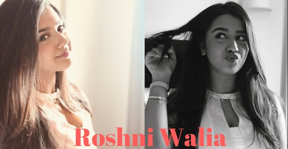 How to contact Actress Roshni Walia