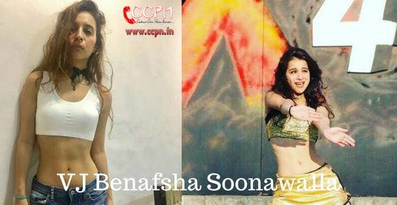 VJ Benafsha Soonawalla HD Image