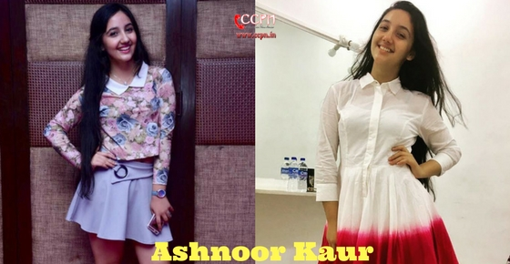 How to contact Ashnoor Kaur?