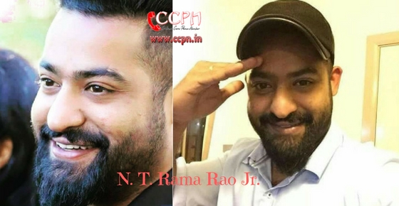 How to contact Actor N. T. Rama Rao Jr.?