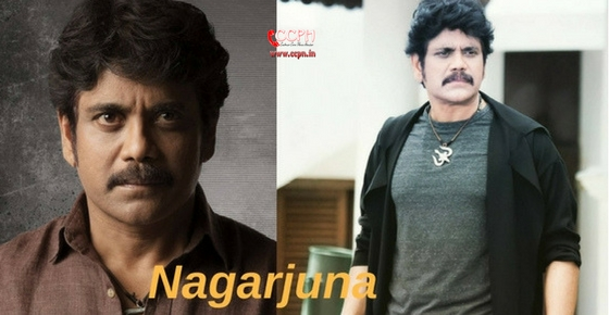 How to contact Actor Nagarjuna?