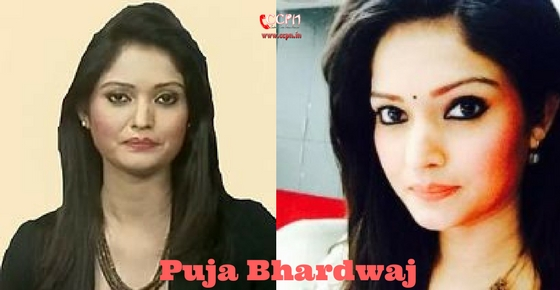 How to contact Puja Bhardwaj?