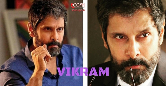How to contact Actor Chiyaan Vikram?