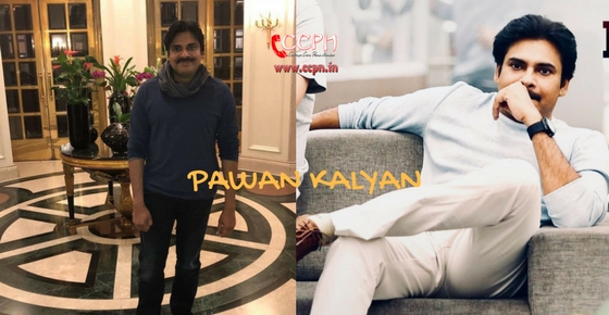 How to contact Actor Pawan Kalyan?