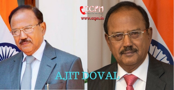 How to contact Ajit Doval?
