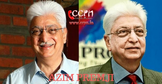 How to contact Azim Premji?