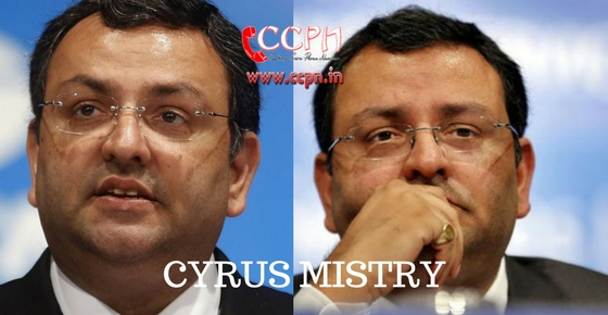How to contact Cyrus Mistry?