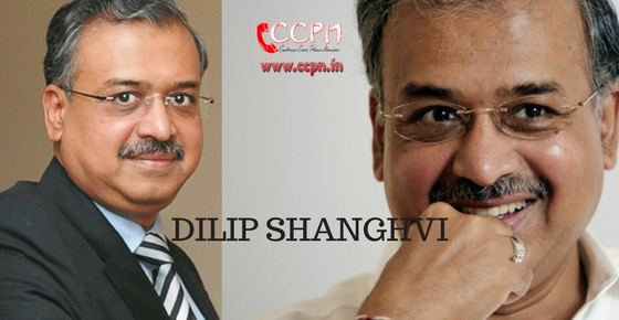 How to contact Dilip Shanghvi?
